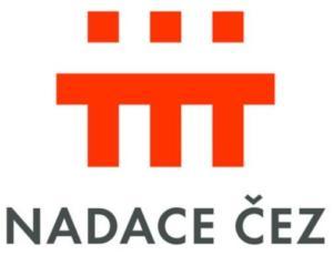 Nadace ČEZ  logo
